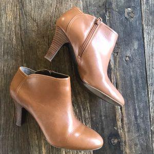 Banana Republic Stella Butterscotch Leather Boots